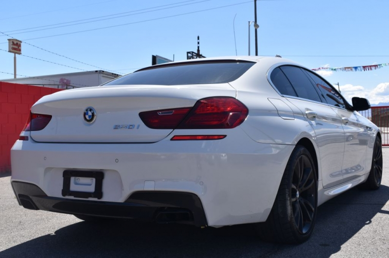 BMW 650 2013 price $20,988