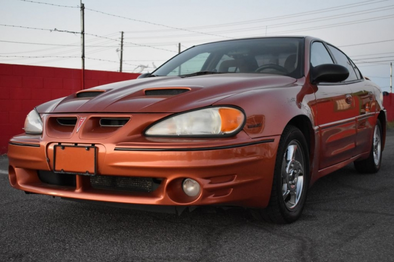 PONTIAC GRAND AM 2004 price $1,988