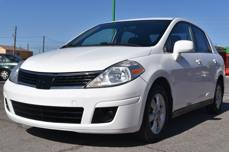 NISSAN VERSA 2008 price Call for Pricing.