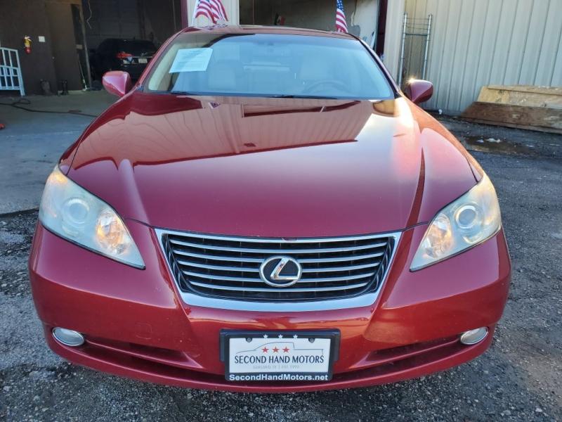 LEXUS ES 2009 price Call for Pricing.