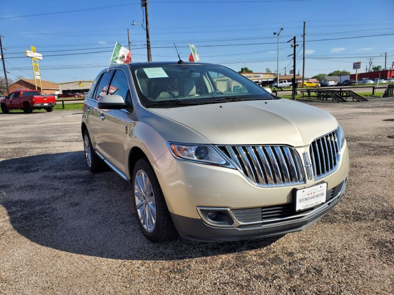 LINCOLN MKX 2011 price $105 A WEEK