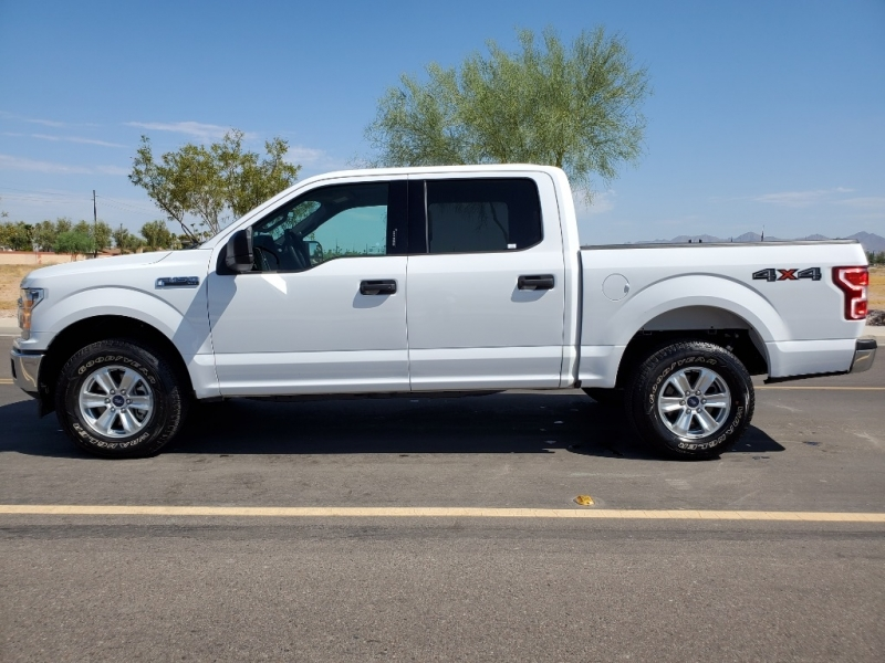 Ford F-150 2019 price $35,992