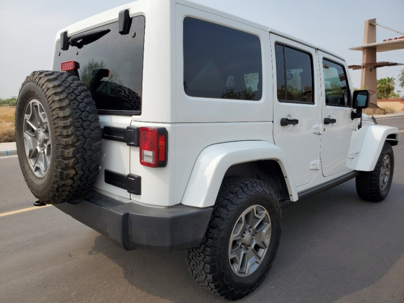 Jeep Wrangler 2015 price $33,648