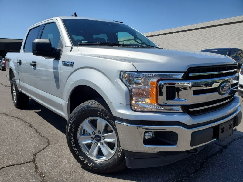 Ford F-150 2019 price $37,992