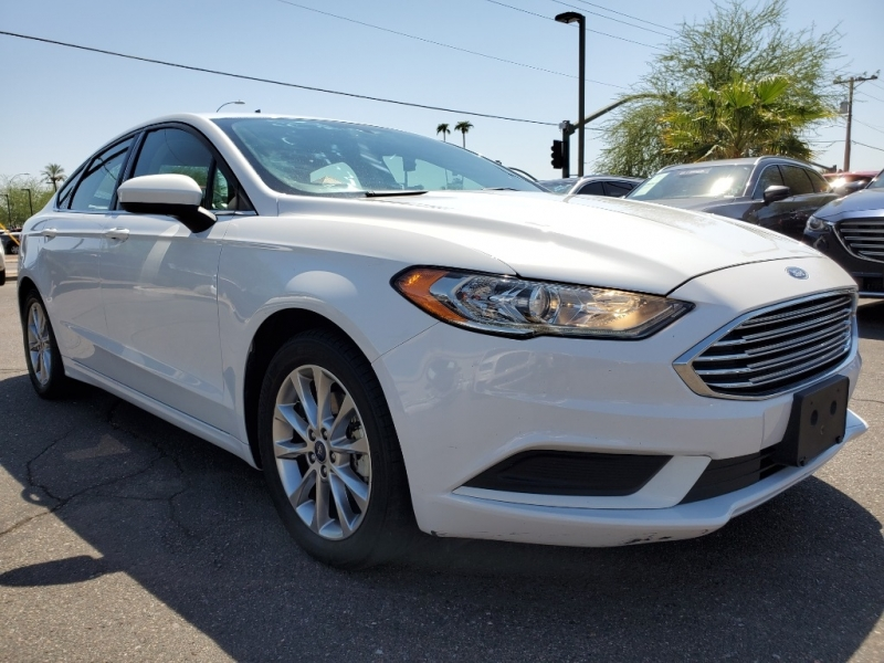 Ford Fusion 2017 price $13,678