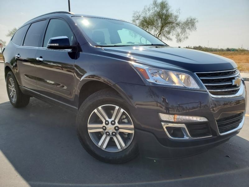 Chevrolet Traverse 2017 price $21,669