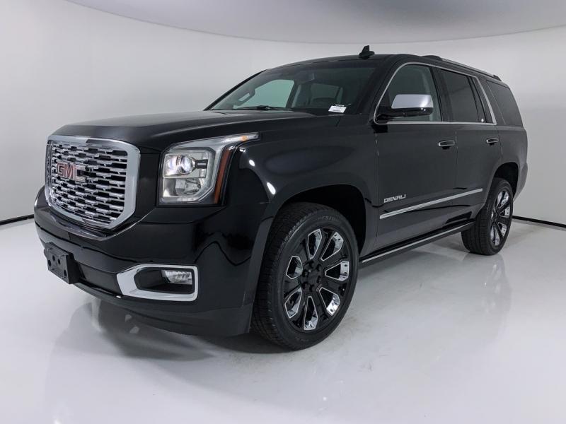 GMC Yukon 2019 price $53,960
