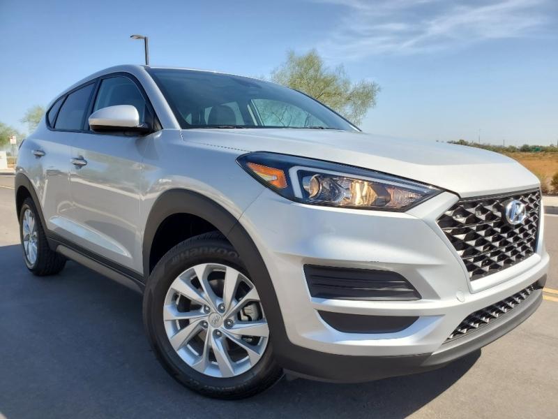 Hyundai Tucson 2019 price $15,437