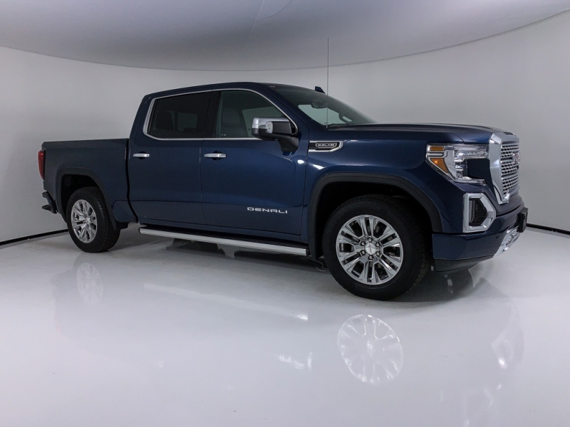 GMC Sierra 1500 2019 price $49,979