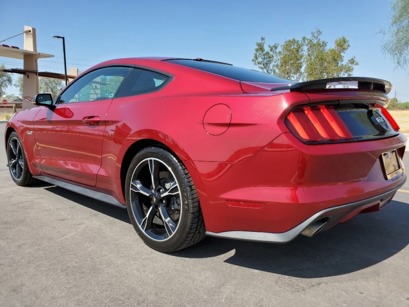 Ford Mustang 2017 price $30,458