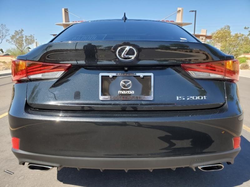 Lexus IS 2017 price $26,959