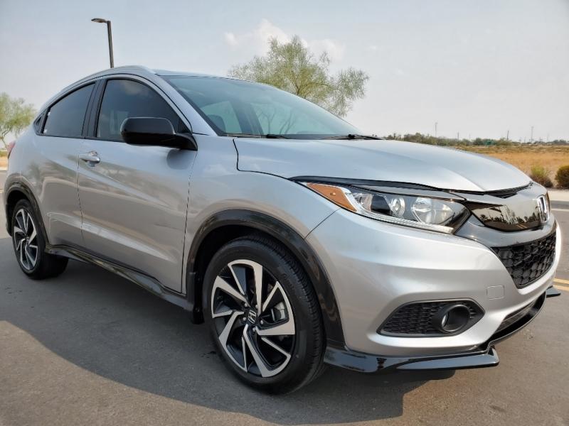 Honda HR-V 2019 price $19,229