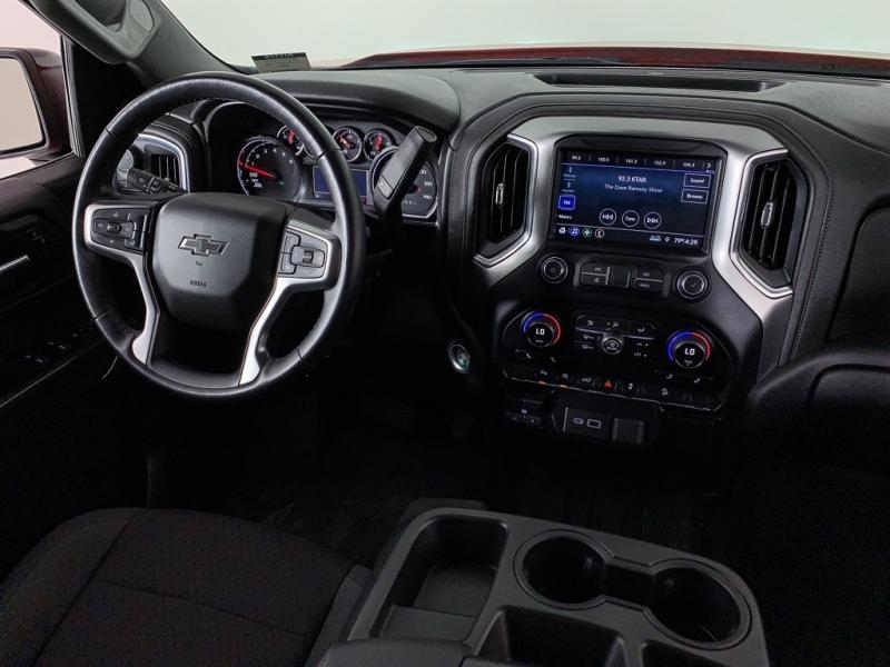 Chevrolet Silverado 1500 2019 price $44,758
