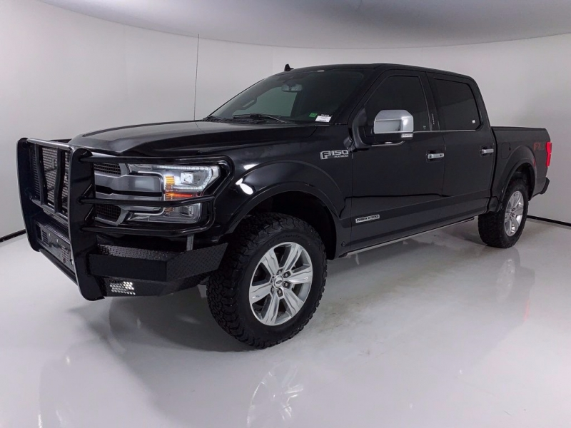 Ford F-150 2018 price $48,958