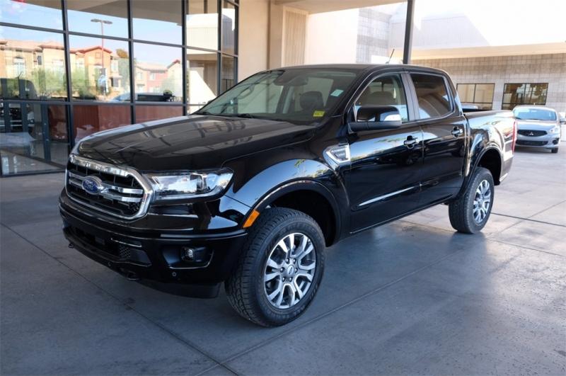 Ford Ranger 2020 price $33,958
