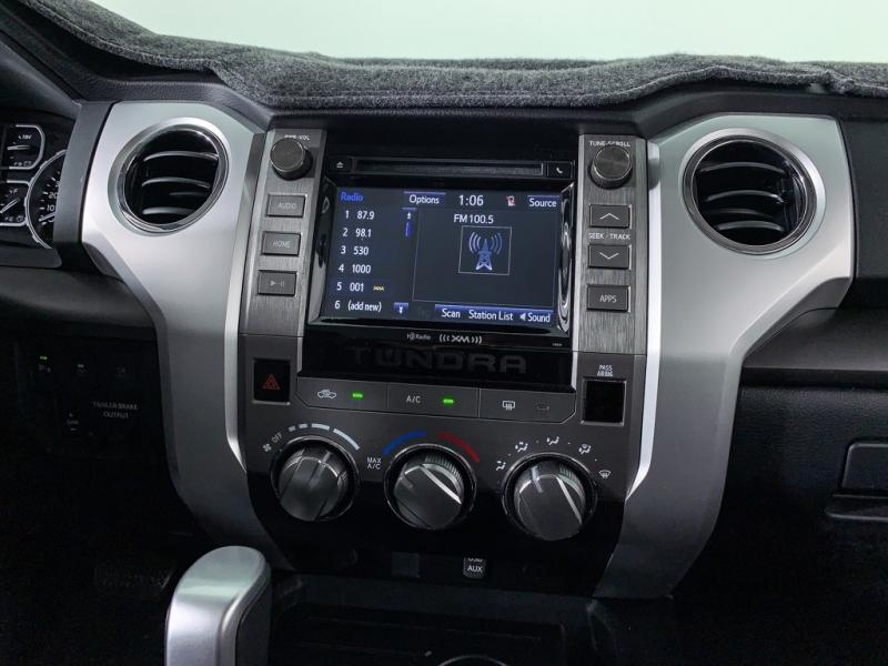 Toyota Tundra 2018 price $39,998