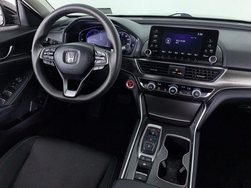 Honda Accord Hybrid 2018 price $20,244