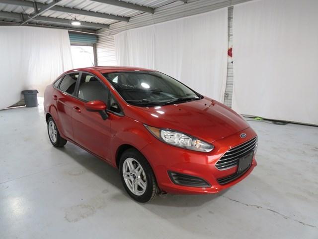 Ford Fiesta 2018 price $8,995