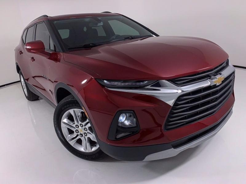 Chevrolet Blazer 2019 price $27,950