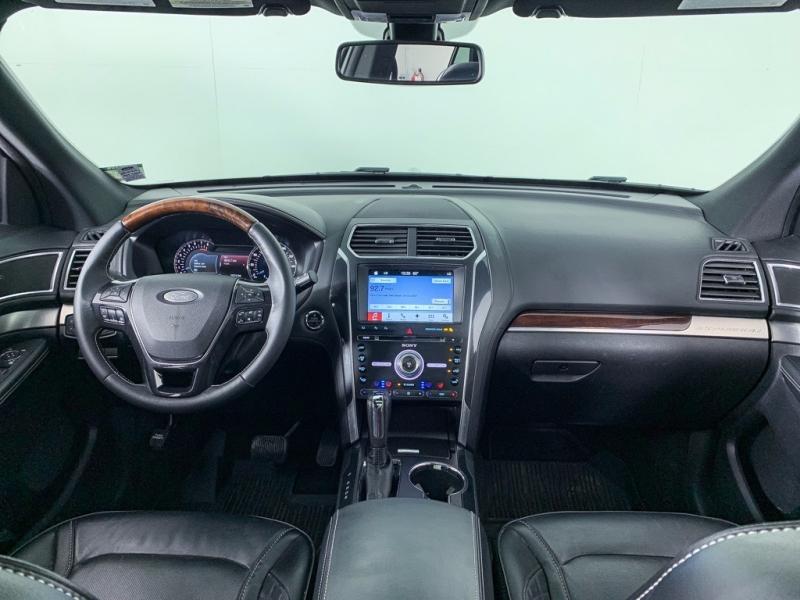 Ford Explorer 2017 price $34,570