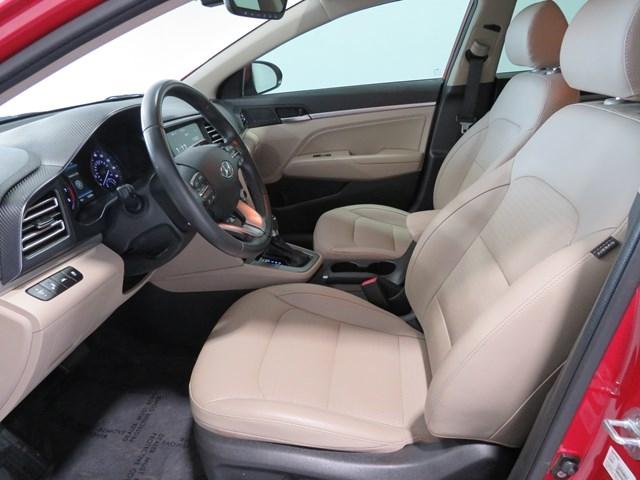Hyundai Elantra 2019 price $16,997