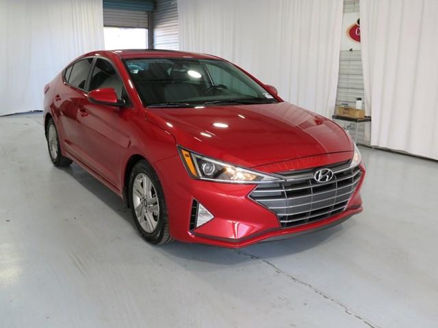 Hyundai Elantra 2020 price $14,997