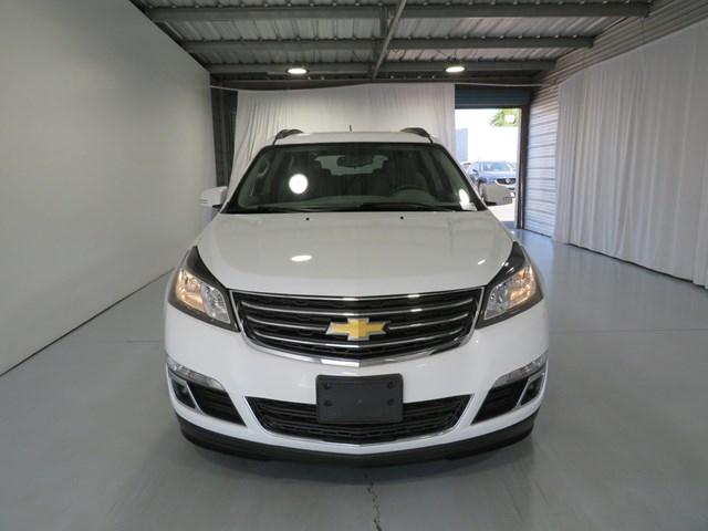 Chevrolet Traverse 2017 price $20,991