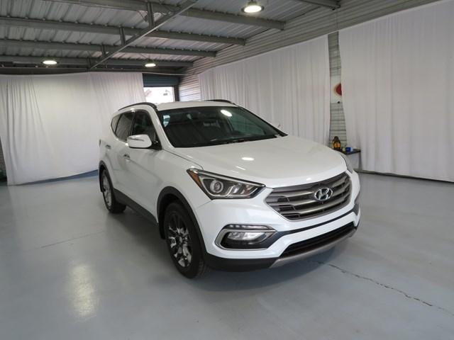 Hyundai Santa Fe Sport 2018 price $16,999
