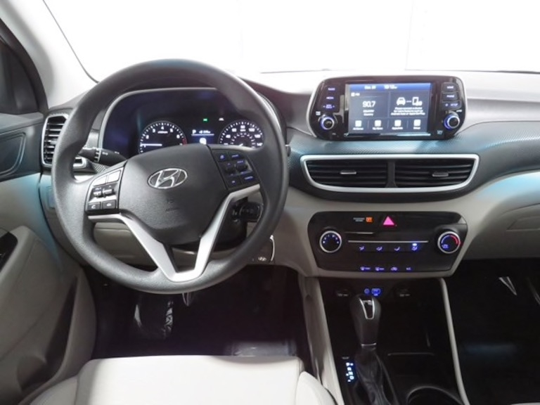 Hyundai Tucson 2019 price $15,991