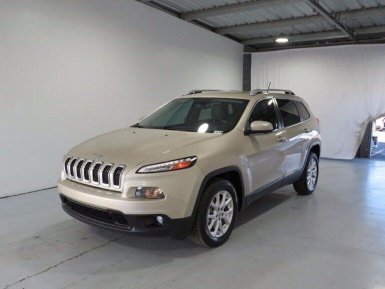Jeep Cherokee 2015 price $12,991