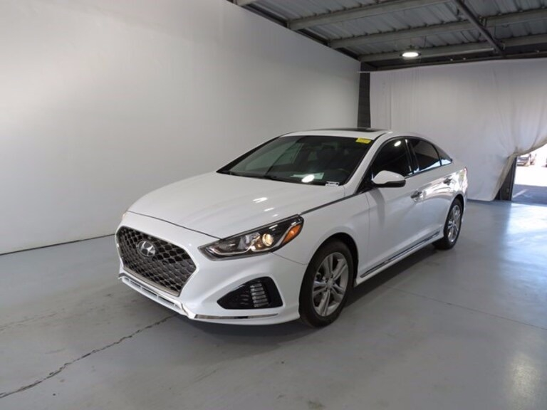 Hyundai Sonata 2018 price $18,991