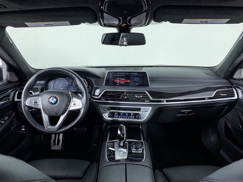 BMW 7 Series 2018 price $57,700