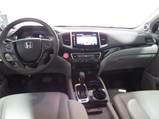 Honda Ridgeline 2017 price $34,457