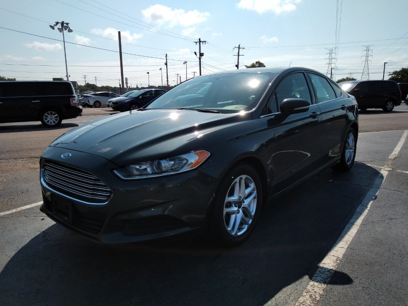 Ford Fusion 2015 price $15,990