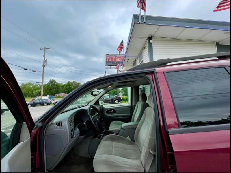 Chevrolet TrailBlazer 2005 price $6,990