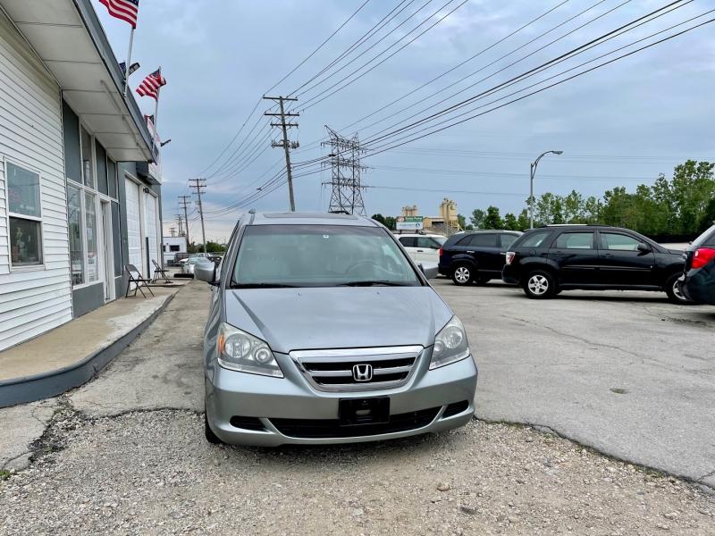 Honda Odyssey 2006 price $4,990