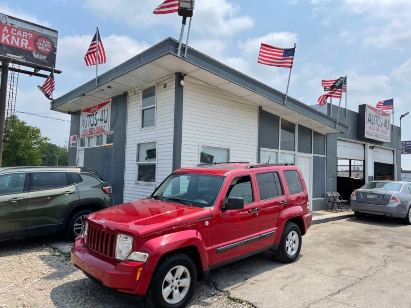 Jeep Liberty 2010 price $8,500