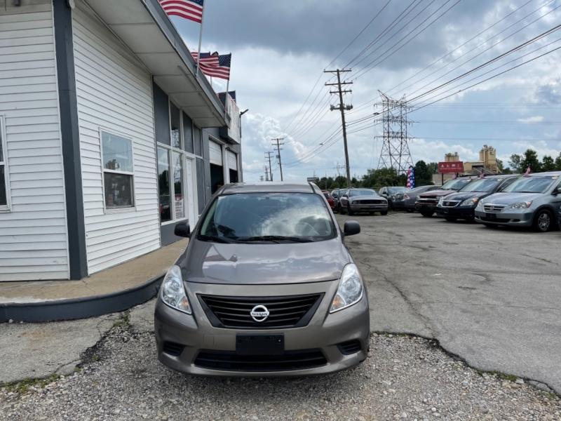 Nissan VERSA 2014 price $5,990