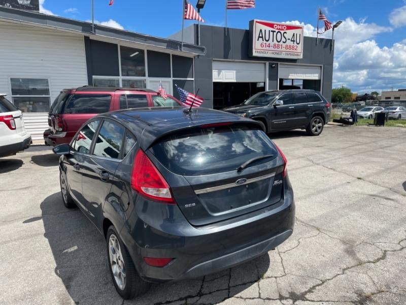 Ford FIESTA 2011 price $7,490
