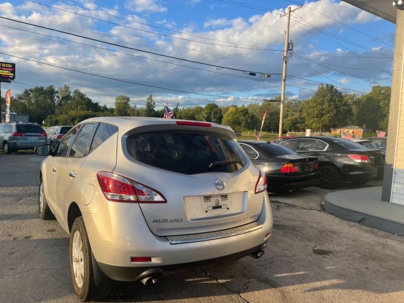 Nissan MURANO 2011 price $7,900