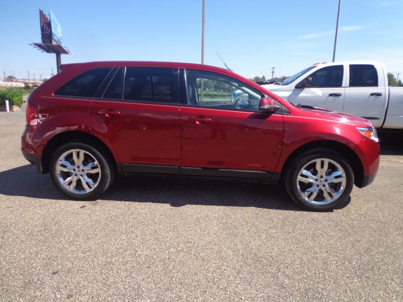 FORD EDGE 2013 price $10,900