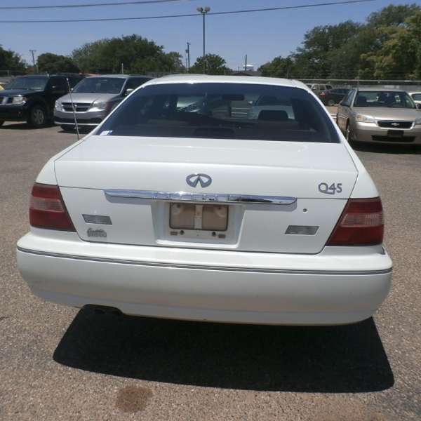 INFINITI Q45 1999 price $7,900
