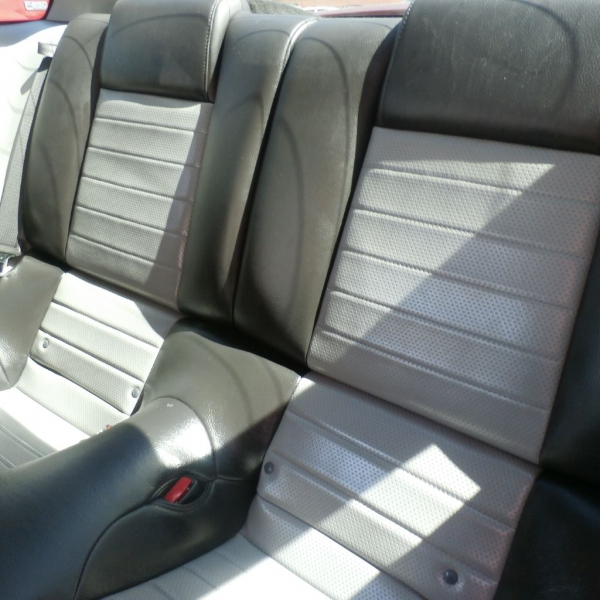 FORD MUSTANG 2008 price $12,500