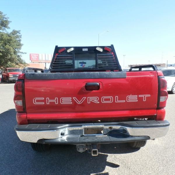 CHEVROLET SILVERADO 2500 2006 price $8,900