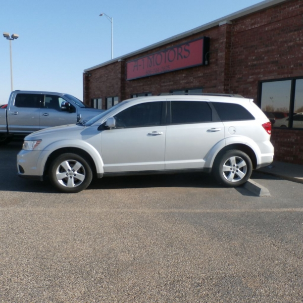 DODGE JOURNEY 2011 price $8,900