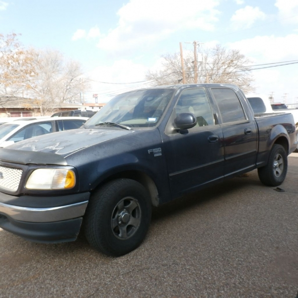 FORD F150 2001 price $2,900