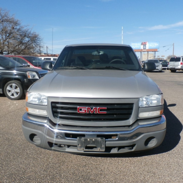 GMC NEW SIERRA 2006 price $7,995