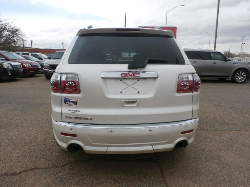 GMC ACADIA 2012 price $10,500