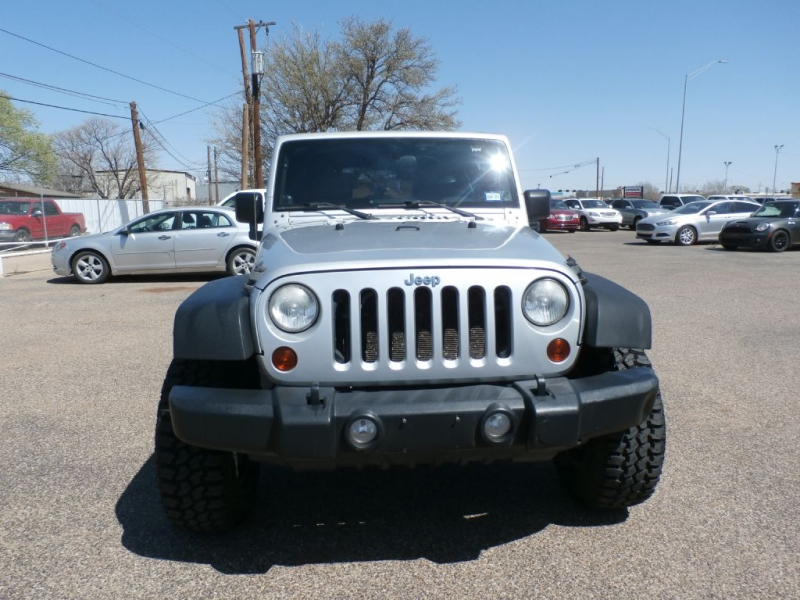 JEEP WRANGLER UNLIMI 2010 price $19,900