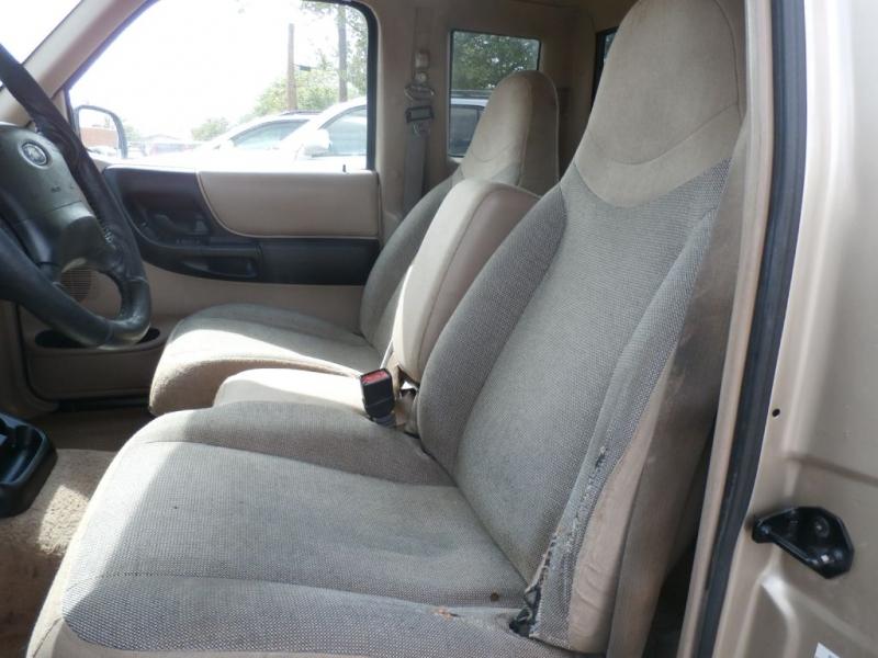 FORD RANGER 2002 price $4,250